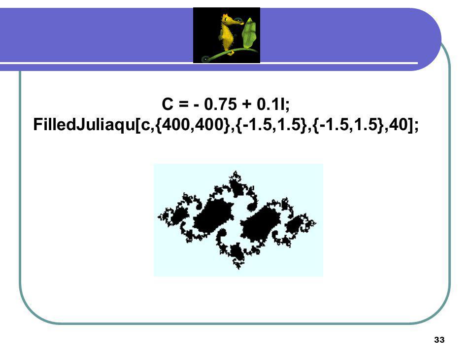FilledJuliaqu[c,{400,400},{-1.5,1.5},{-1.5,1.5},40];
